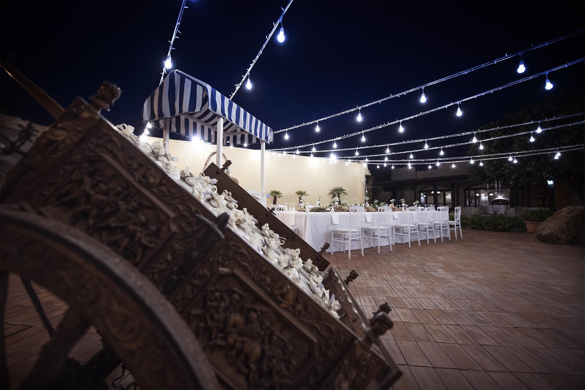 Matrimonio Siciliano a Villa Musco